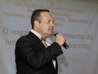 Palestrante da noite de abertura, Anselmo Mendes