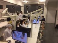Hands-on: Após aula teórica turma colocou a mão na massa
