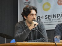 Formado em 2010, o ex-aluno Renato Peterman é engenheiro de software da Craft, com sede em São Francisco, na Califórnia/EUA