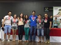 Equipe do professor Clóvis Padoveze acertou nove repostas e foi a campeã
