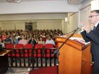 O juiz do Estado de SC, doutor Alexandre Morais da Rosa