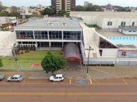 Vista aérea do Campus II de Toledo